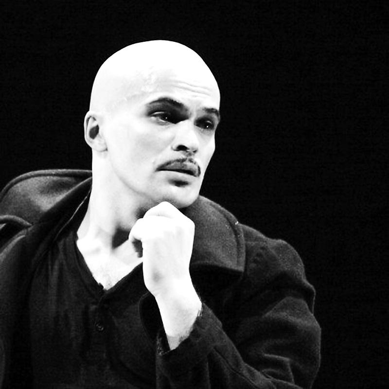 Ашот Назаретян — приглашенный хореограф, автор танца «Сны Егорушки»
